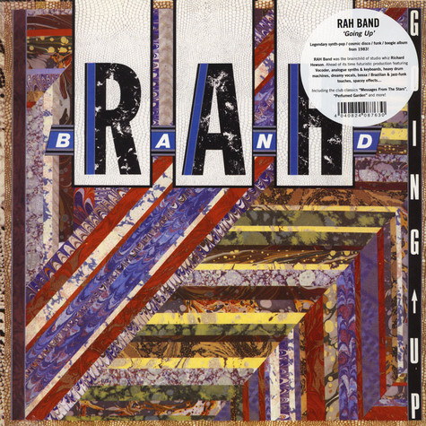 Rah Band - Going Up