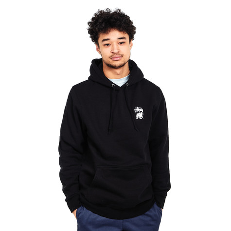 Stüssy - Lion Shield Hood