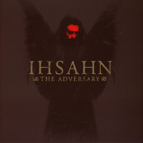 Ihsahn - The Adversary Red Vinyl Edition