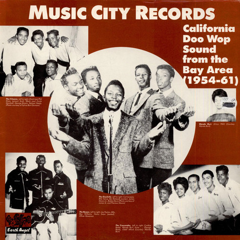 V.A. - Music City Records: California Doo Wop Sound From The Bay Area (1954-61)