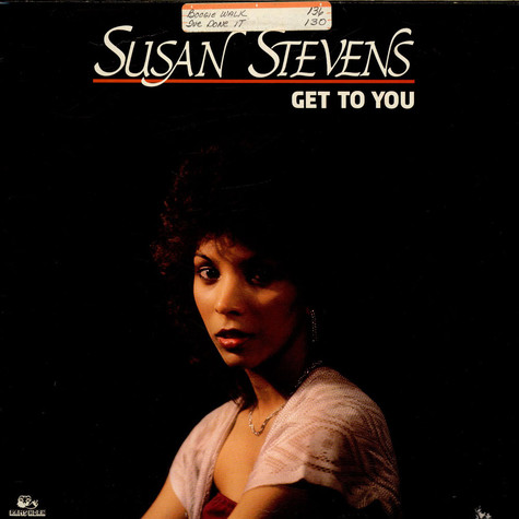 Susan Stevens - Get To You