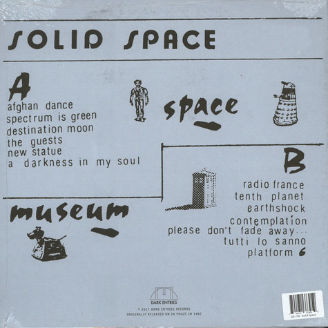 Solid Space - Space Museum