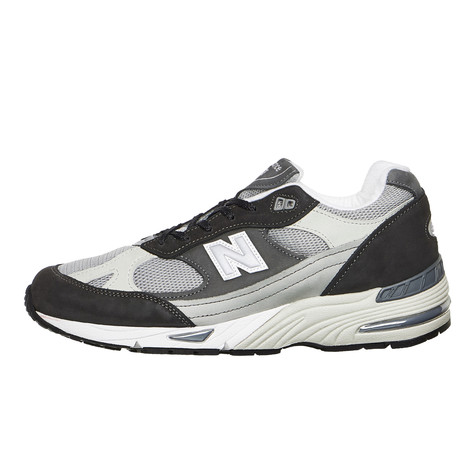 New Balance - M991 XG Made in UK (Grey   White)   HHV bdefc271c7dc
