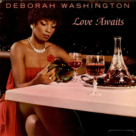Deborah Washington - Love Awaits