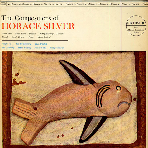 V.A. - The Compositions Of Horace Silver