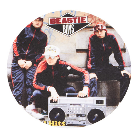 Beastie Boys - Solid Gold Slipmat