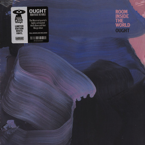 Ought - Room Inside The White Vinyl Edition