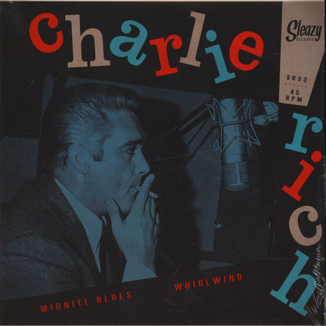 Charlie Rich - Midnite Blues / Whirlwind