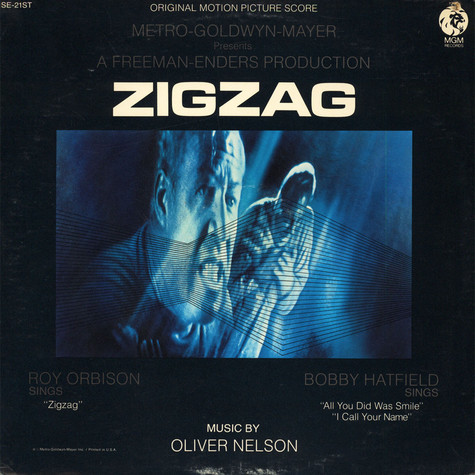 Oliver Nelson - OST Zigzag