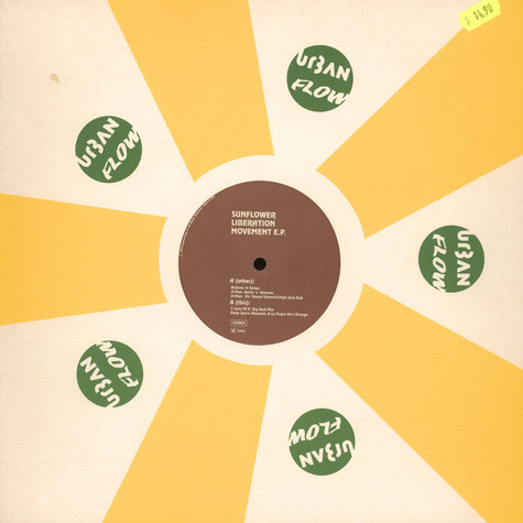 V.A. - Sunflower Liberation Movement EP