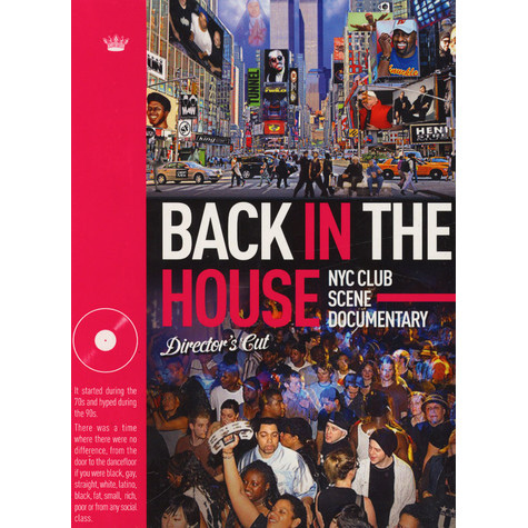 Farid Slimani - Back In The House - NYC House 90's Scene Documentary
