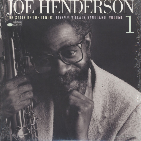 Joe Henderson - State Of The Tenor: Live At The Village Vanguard 1