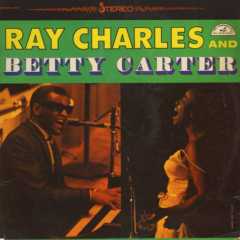 Ray Charles And Betty Carter With The Jack Halloran Singers - Ray Charles And Betty Carter With The Jack Halloran Singers