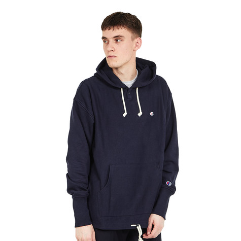7457842a60d4 Champion Reverse Weave x Beams - Hoodie (New Navy)