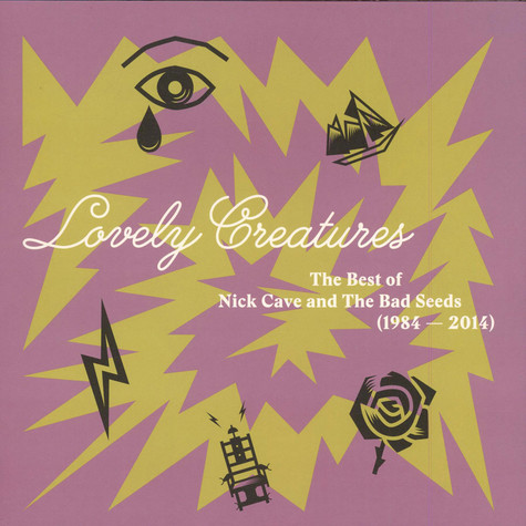 Nick Cave & The Bad Seeds - Lovely Creatures (The Best Of Nick Cave And The Bad Seeds) (1984 – 2014)