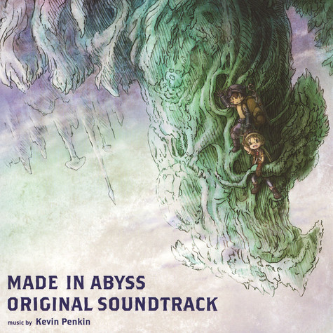 Kevin Penkin - OST Made In Abyss Colored Vinyl Edition
