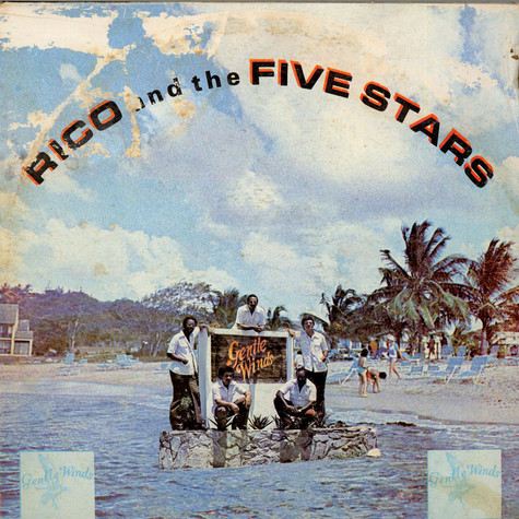 Rico & The Five Stars - Live At Gentle Winds