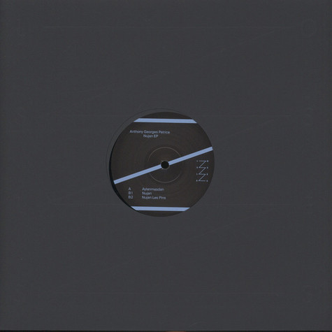 Anthony Georges Patrice - Nujan EP