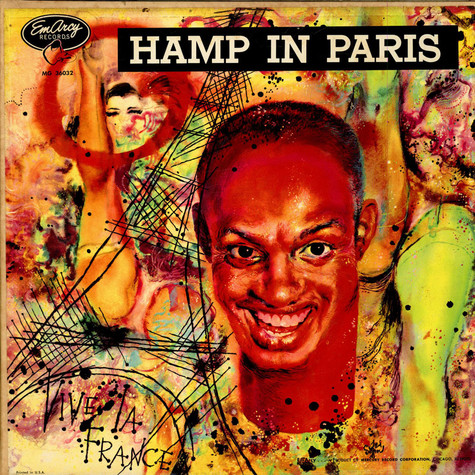 Lionel Hampton - Hamp In Paris