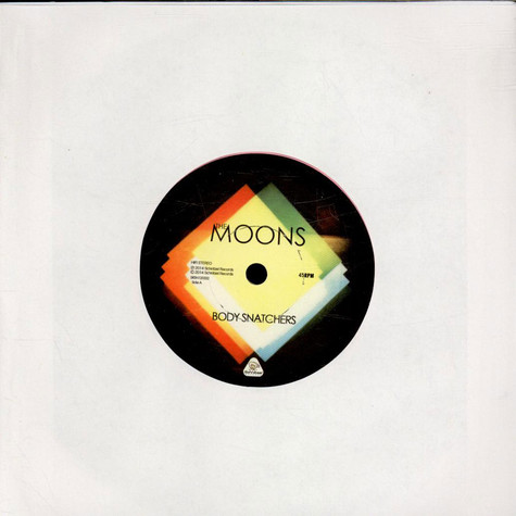 Moons, The - Body Snatchers