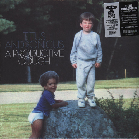 Titus Andronicus - A Productive Cough Peak Edition