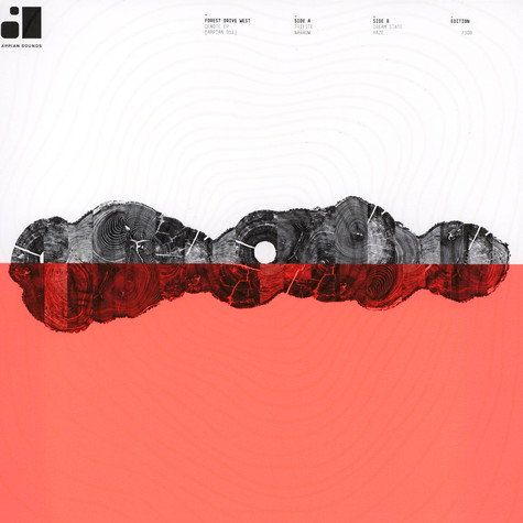 Forest Drive West - Cenote EP