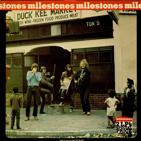 Creedence Clearwater Revival - Milestones: Cosmo's Factory / Willy And The Poor Boys