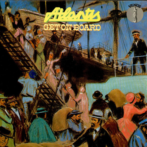 Atlantis - Get On Board