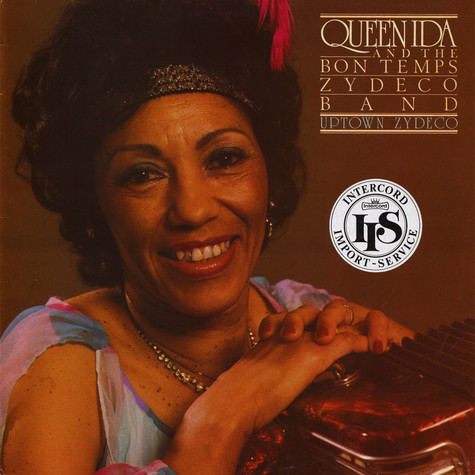 Queen Ida And The Bon Temps Zydeco Band - Uptown Zydeco