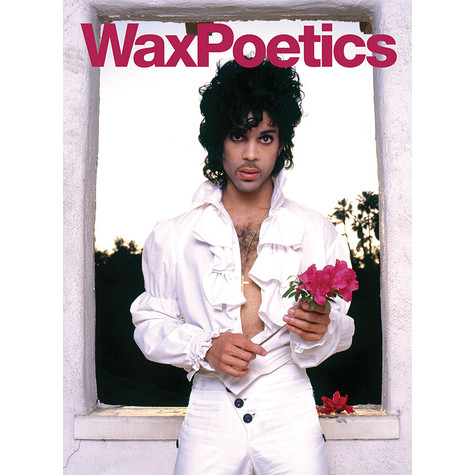 Waxpoetics - Issue 67 - Prince Hardcover Edition