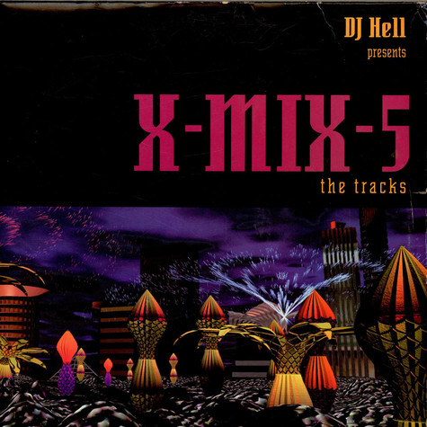 Hell - X-Mix-5 - The Tracks