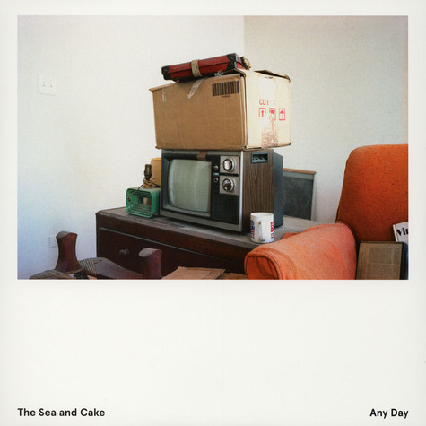 Sea And Cake, The - Any Day Colored Vinyl Edition