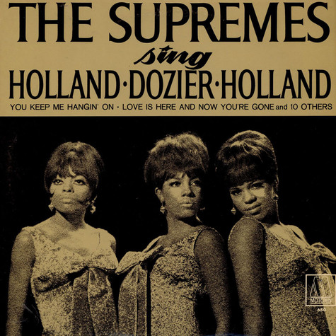 The Supremes - The Supremes Sing Holland•Dozier•Holland