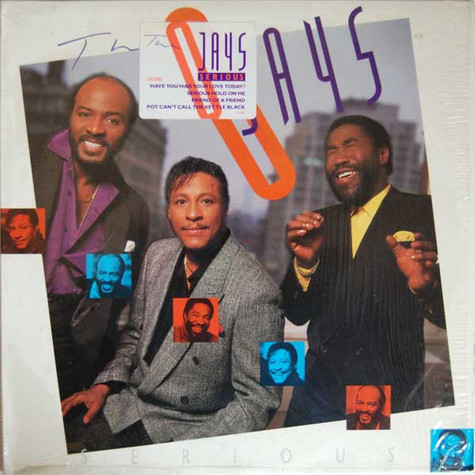 The O'Jays - Serious