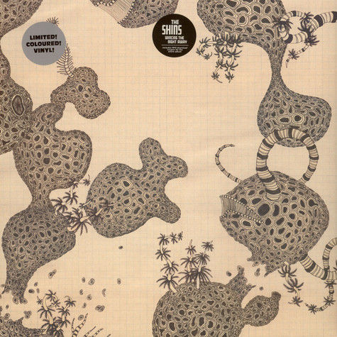 Shins, The - Wincing The Night Away Silver Vinyl Edition