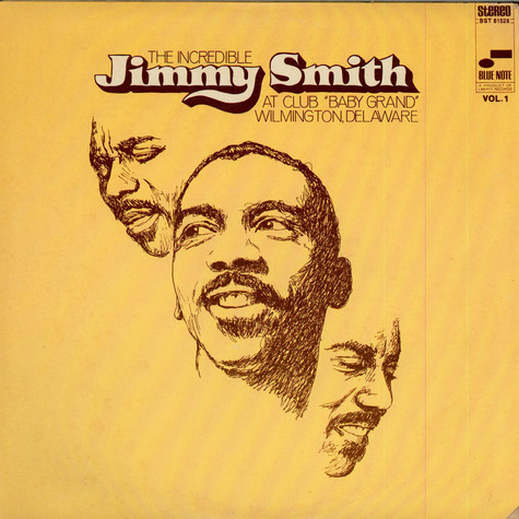 "Jimmy Smith - At Club ""Baby Grand"" Wilmington, Delaware"
