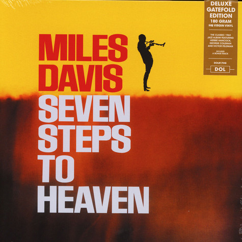 Miles Davis - Seven Steps To Heaven Gatefold Sleeve Edition