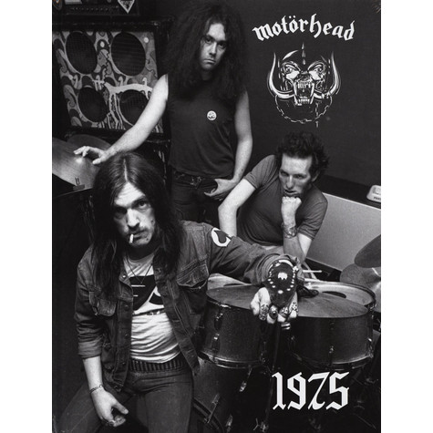 Roger Morton, Dave Thompson & Lucas Fox - Motörhead 1975