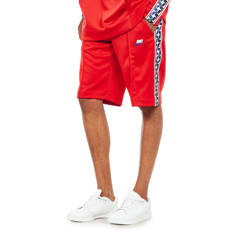 669070e76354 Nike - NSW Taped Shorts Poly (University Red   Sail)
