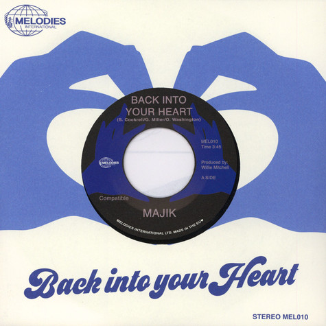 Majik - Back Into Your Heart