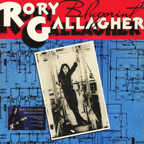 Rory Gallagher - Blueprint (Remastered 2011)