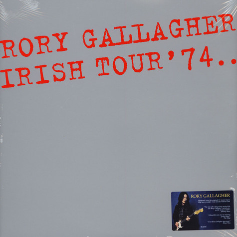 Rory Gallagher - Irish Tour '74 Live (Remastered 2011)