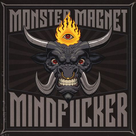 Monster Magnet - Mindfucker Silver Vinyl Edition