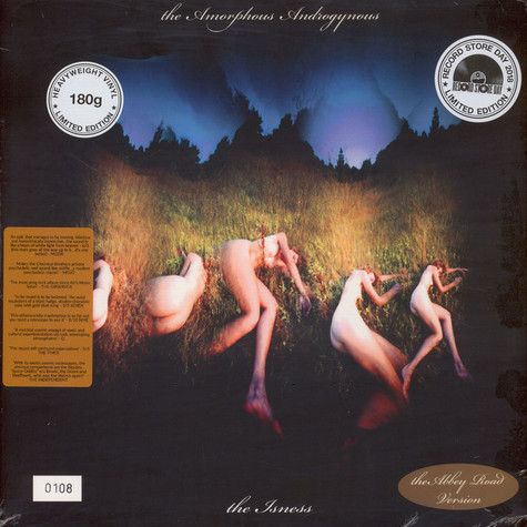Amorphous Androgynous - The Isness (The Abbey Road Cut)