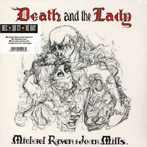Michael Raven & Joan Mills - Death And The Lady