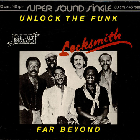 Locksmith - Unlock The Funk / Far Beyond