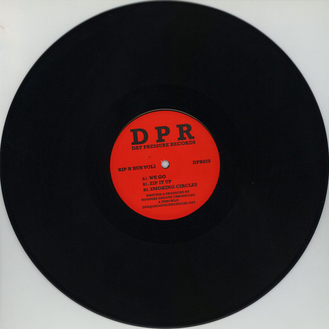 Noodles Groovechronicles / Dubchild - Rip N Run Volume 1