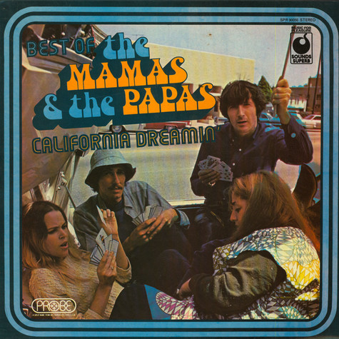 The Mamas & The Papas - Best Of The Mamas & The Papas - California Dreamin'