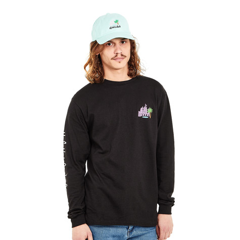 HUF - Smokers Lounge Valet L/S Tee