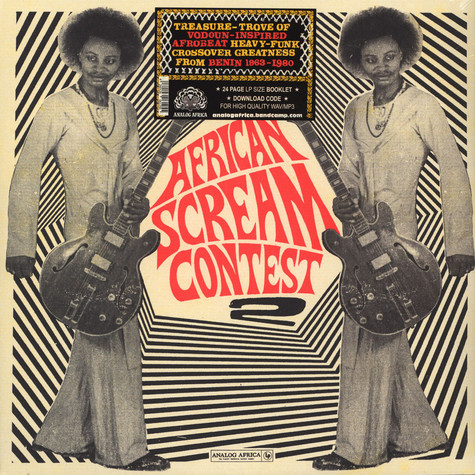 V.A. - African Scream Contest Volume 2